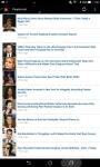 Celebs News RSS screenshot 2/6