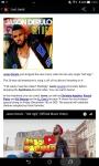Celebs News RSS screenshot 3/6
