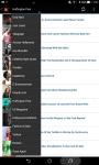 Celebs News RSS screenshot 4/6