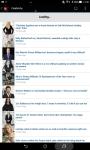 Celebs News RSS screenshot 6/6