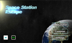 SpaceStation Escape screenshot 1/3