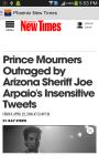 News Zone - Arizona screenshot 4/6