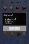 Pastry Memory screenshot 3/3