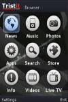 Tristit Browser screenshot 1/1