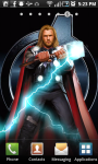 Thor Live Wallpaper screenshot 1/2