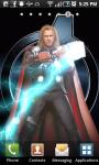 Thor Live Wallpaper screenshot 2/2