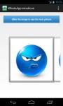 WhatsApp emoticons screenshot 1/6