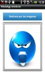 WhatsApp emoticons screenshot 2/6