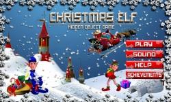 Free Hidden Objects Game - Christmas Elf screenshot 1/4