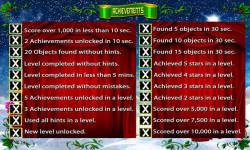 Free Hidden Objects Game - Christmas Elf screenshot 4/4