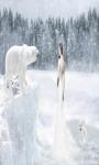 Polar Bear Live Wallpaper Free screenshot 2/4
