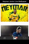 Neymar Junior Live Wallpaper screenshot 3/5
