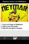 Neymar Junior Live Wallpaper screenshot 4/5