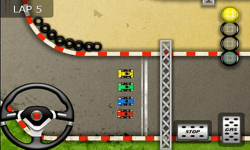 Cool Car F1 Racing Game for Fan of Fast Furious screenshot 6/6