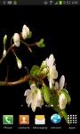 Blooming Flowers Live Wallpaper screenshot 1/3