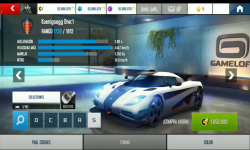 Asphalt 8 Airborne Cheats Unofficial screenshot 2/2