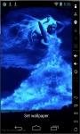 Neon Girl Live Wallpaper screenshot 2/2