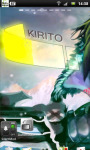 Sword Art Online Live Wallpaper 2 screenshot 2/3