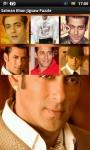 Salman Khan Jigsaw Puzzle screenshot 4/5