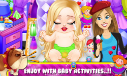 New Born Baby Girl screenshot 2/4