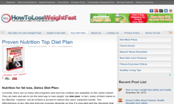 How to Lose Weight Fast Safely and Easily screenshot 3/4