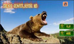 Bear Simulator 3D screenshot 6/6