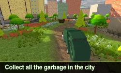 City Garbage Truck Simulator screenshot 2/3
