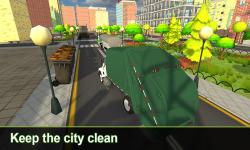City Garbage Truck Simulator screenshot 3/3