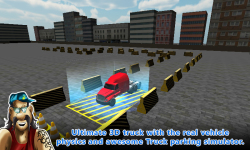 Ace Simulator : Truck Parking screenshot 6/6