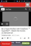 TubeMate Faster screenshot 2/4