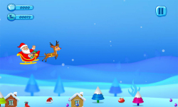 Flying Santa Claus screenshot 2/4