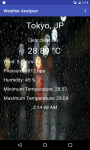 Weather Analyser screenshot 3/3