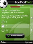 Ultimate Football Quiz screenshot 3/4