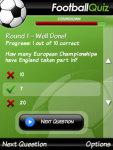 Ultimate Football Quiz screenshot 4/4