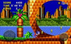 Sonic CD professional screenshot 2/5