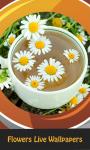 Top Flowers Live Wallpapers screenshot 1/6