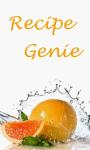 Recipe Genie screenshot 1/4