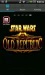 Star wars the old republic theme_go launcher screenshot 1/3