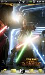 Star wars the old republic theme_go launcher screenshot 2/3