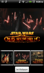 Star wars the old republic theme_go launcher screenshot 3/3