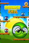 Bouncy Fall Gold screenshot 1/3