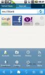 Maxthon Android Browser screenshot 3/5