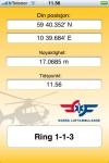 Hjelp 113-GPS screenshot 1/1