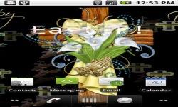 Magic Easter Crosses Live Wallpaper screenshot 1/3