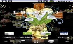 Magic Easter Crosses Live Wallpaper screenshot 2/3