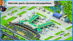 Megapolis by Social Quantum Ltd v1 screenshot 3/6