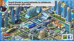 Megapolis by Social Quantum Ltd v1 screenshot 4/6