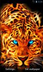 Leopard with Blue Eyes LWP screenshot 1/4