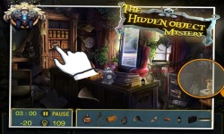 The Hidden Object Mystery screenshot 2/5