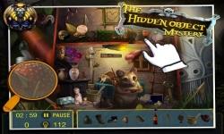 The Hidden Object Mystery screenshot 4/5